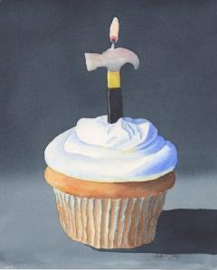 01.03.13 Hammer Cupcake