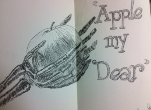 07.29.13 apple my dear